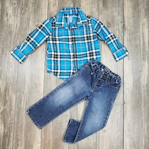 Other - Boys Outfit Bundle Size 2T